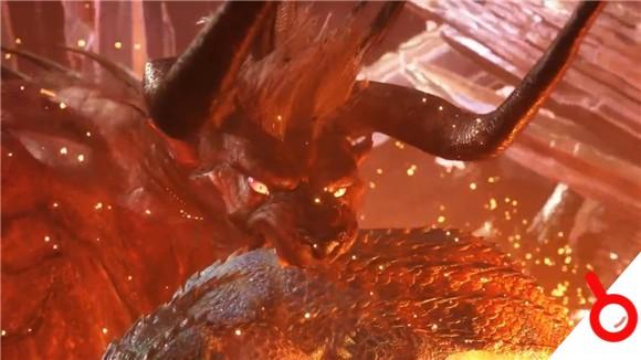 《怪物獵人:世界》聯動《FF14》貝希摩斯登場