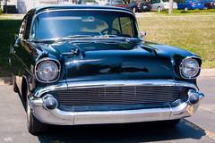 chrome grin... (Stu Bo) Tags: chicago chromeisking chevorlet certifiedcarcrazy coolcar classiccar canonwarrior sbimageworks carspotting grill bigsexy idreamofcarsmotorsandhorsepower
