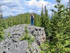 Powderface Ridge Hike 30 (benlarhome) Tags: alberta canada powderface powderfaceridge braggcreek hike hiking trek trekking rockies rockymountain mountain kananaskis