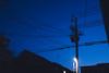 Kasuganomichi 5.30am (dzunglv) Tags: japan street asia night day dark sunrise blue red pink sky cloud house urban city kobe explore light quiet walk winter cold road travel traffic place landscape local lonely life japanese haze home fujifilm fuji dreamy dream streetlife shadow asian alone art architecture x70 contrast vintage beautiful beauty