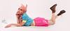 Vinyl Pinup with Highness Cosplay, by SpirosK photography (SpirosK photography) Tags: pasteldreams fashion photoshoot studio highkey pinup vinyl vinylpinup vinylclothes highnesscosplay adam pinupphotography pinupphotoshoot