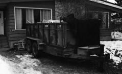 Work in progress (savulous) Tags: blackandwhite bw bnw street shootfilm filmphotography film ilford canonet canon giii ql17 abandoned city