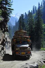 Rocket Bus (A D R I F T) Tags: neelumvalley azadkashmir kashmir pakistan ajk sharda kel