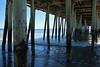 Old Orchard Beach - Love in Blue (Drriss & Marrionn) Tags: travel roadtrip oldorchardbeach usa water sea sky pier beach sand seafront shore coast maine love heart romance