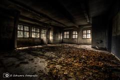 Jetzt ist Zeit für den Frühjahrsputz (Blacklight Fotografie) Tags: lostplace lost decay abandoned verlassen verfallen frühjahr herbst blätter laub urbex hdr