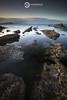 Mupe Bay (Ouroboros Photography) Tags: dorset filter landscape mupebay rockpool rocks seascape sunrise dawn morninglight