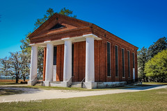 Salem Black River Presbyterian Church (race2beach) Tags: salem black river presbyterian church historic sumter southcarolina mayesville sc haunted greek revival architecture