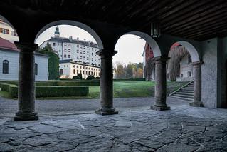 Schloss Ambras - Innsbruck, Tirol