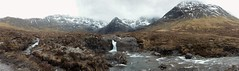 Fairy Pools in Glen Brittle heading east along the stream through Coire na Creiche, Skye (Alta alatis patent) Tags: fairypools skye landscape scotland panorama cullin mountains waterfall river brittle