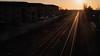 Railroad (Poul_Werner) Tags: danmark denmark skagen 53mm aften easter evening night påske solnedgang sunset northdenmarkregion dk