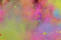 Mass Colour Throw (Paul J's) Tags: event rainbowrun colourrun taranaki newplymouth coastalwalkway masscolourthrow