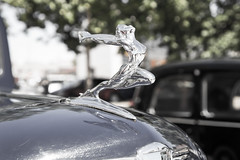 Flying Lady (Miguel Angel Prieto Ciudad) Tags: buick retro art artdeco vintage old car ornament coche cars classic classiccar auto automobile automotive mirrorless motor bokeh sony sonyalpha spain sonyalphadslr lady flying