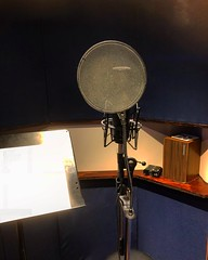 Singing a Song (Pennan_Brae) Tags: vocals singer vocalist sing recordingstudio recording musicphotography musicstudio singing microphone