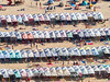 Portugal 2017-9021171-2 (myobb (David Lopes)) Tags: 2017 adobestock allrightsreserved atlanticocean europe nazare portugal aerialview beach beachtent copyrighted day daylight enjoyment highangleview leisureactivity outdoors sand sunbathing tent tourism touristattraction traveldestination vacation ©2017davidlopes