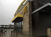 2018 - Day 85:  soggy fast food (Mark.Swanson) Tags: mcdonalds restaurant rain
