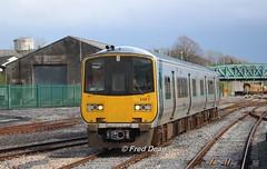 Irish Rail 2807/08 in Colbert Station. (Fred Dean Jnr) Tags: irishrail iarnrodeireann april2018 2807 2708 colbertstationlimerick limerick