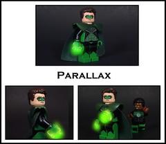 Parallax (-Metarix-) Tags: lego super hero minifig dc comics comic hal jordan parallax green lantern emerald twilight john stewart custom