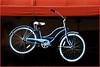 Blue Bicycle (Runemaker) Tags: blue bicycle bike losabrigados resort spa sedona arizona