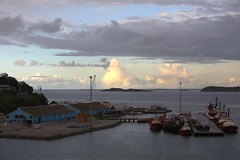 Morning in Port Moresby.Papua-New-Guinea (AdjaFong) Tags: neuguinea hafen morgenlicht morninglight papuanewguinea harbour