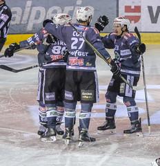 2. Finalspiel Rittner Buam vs. Asiago Hockey- 04.04.2018
