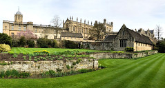 Christ Church College (John Picken) Tags: christchurchcollege oxford england university academia learning tomtower education britain britishisles unitedkingdom uk