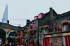 the anchor. (Virginia Gz) Tags: theanchor greeneking london england unitedkingdom uk greatbritain pub theshard southwark