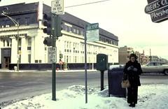 Rogers Park Savings Bank (moacirdsp) Tags: rogers park savings bank chicago cook county illinois usa 1976