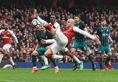 Arsenal v Southampton - Premier League (Stuart MacFarlane) Tags: englishpremierleague sport soccer clubsoccer soccerleague london england unitedkingdom gbr