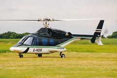 Bell 222 G-NOIR Goodman Real Estate Developments (Mark McEwan) Tags: bell textron bell222 gnoir helicopter carnoustie carnoustiegolflinks opengolf aviation aircraft britishopen