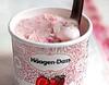Single Serve (tmattioni) Tags: minicup singleserve icecream strawberry pink macromondays circle haagendazs