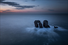 Urros (Jose Cantorna) Tags: costa marina landscape paisaje cantabria liencres urros mar agua water nikon d610 nature naturaleza