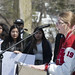 Speaker at National School Walkout against gun violence