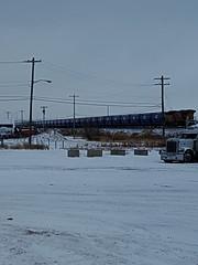 Potash Train (Bracus Triticum) Tags: potash train アルバータ州 alberta canada カナダ 12月 december winter 2017 平成29年 じゅうにがつ 十二月 jūnigatsu 師走 shiwasu priestsrun