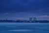 City Gate After Sunset (Hattifnattar) Tags: bucharest herastrau park citygate pentax dfa2470mm
