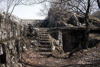 03_la linea Cadorna (italian defense line, WW1)