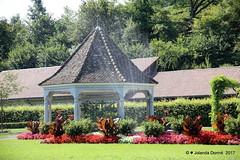 Pavillon (St. Katharinental - Diessenhofen) (Jolanda Donné) Tags: stkatharinental klosterpark rehaklinik diessenhofen thurgau schweiz 19072017 canoneos5dmarkiv