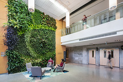 BSS Interior 02 (Michael Muraz Photography) Tags: 2017 bncarchitects bogdannewmancaranci canada northamerica on ontario thebishopstrachanschool toronto world architecture building commercial educational institutional interior lobby privateschool school ca