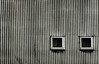 The Wall (Neal J.Wilson) Tags: wall windows shapes lines graphic bnw blackandwhite architecture squares