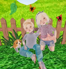 L.O.T.D. 06.12.18 (Emery/Teagan Parker) Tags: shophop lazo ninetynine lulabelle click monso wasabi cute toddleedoo bebebody child bestfriend