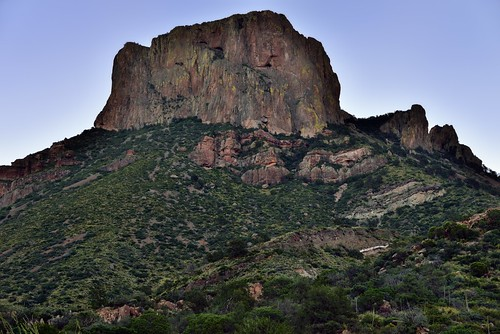 There's Nothing Like Waking Up to a View of Casa Grande! (Big Bend National Park)