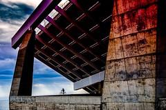 Cyclist. (De carrusel) Tags: 2018 ciudad carrusel barcelona cataluña españa es