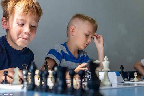 VIII Turniej Szachowy o Mistrzostwo Przedszkola Wesoła Piątka (27 of 78)