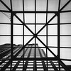 Aligned (s.W.s.) Tags: window light ceiling windowframe building architecture architectural urban abstract montreal quebec le1000 roof canada nikon d3300 lightroom blackandwhite