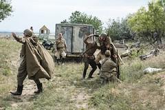 Ořechov 1945 reenactment (The Adventurous Eye) Tags: ořechov 1945 reenactment 2018 ww2 world war living history