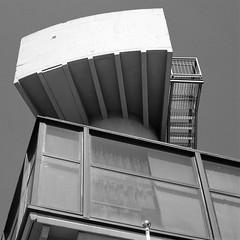 Påhlssons Bakery in Malmö (brandsvig) Tags: malmö sverige sweden bw may 2016 lantmannagatan ralpherskine erskine architect architecture skåne påhlssons pågen bakery 1960 bageri arkitektur building