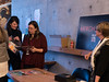 Volunteers @ Festival Hall. 2018 Calgary Folk Music Festival. (Calgary Folk Festival) Tags: 2018 calgaryfolkmusicfestival concert lisaamos musicfestival musicmile photo robyn robynhitchcock alberta audience calgary canada festivalhall music volunteers