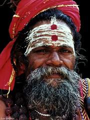 Nepal - Retrato de un Sadhu (Luis Bermejo Espin) Tags: luisbermejoespín travel asia nepal india hinduismo hindú hinduismotántrico sadhu sadhus ascetas ascetismo religionesdelmundo religión religiones religiosos retrato retratosdelmundo retratos portrait rostrosdelmundo rostros rostrosdeasia retraosdeasia ilustración devoción devotos visnhu rioganges castas varnas shiva