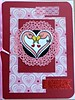 Pelican Love Birds (janettefuller) Tags: handmade handmadegreetingcard valentine valentinecard card birds heart pelicans love lovebirds cardmaking papercrafts art crafts washitape