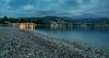Akoli Beach (free3yourmind) Tags: akoli beach aigio egio greece peloponnese achaea pebbles clouds cloudy long exposure