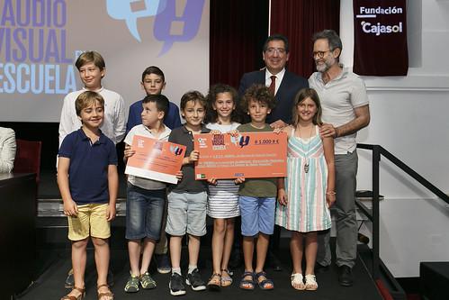 Entrega de los IV Premios 'El Audiovisual en la Escuela' (8)